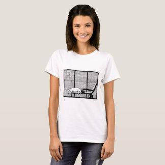 T-shirt Chat d'août