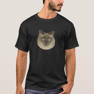 T-shirt Chat de Birman