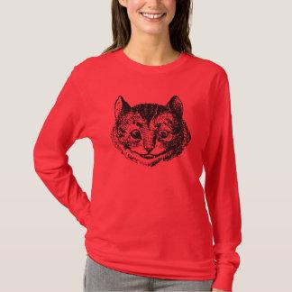 T-shirt Chat de Cheshire