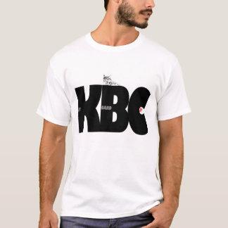 T-shirt Chat de clavier - pièce en t de KBC