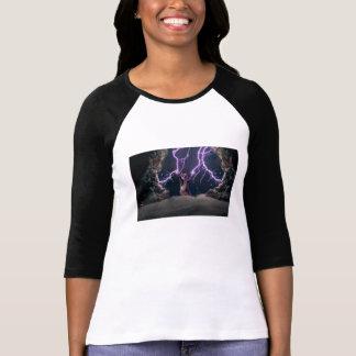 T-shirt Chat de foudre--chat de Kitty-animal-félin-animal