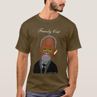 T-shirt Chat de Freudy