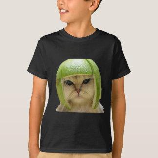 T-shirt chat de melon