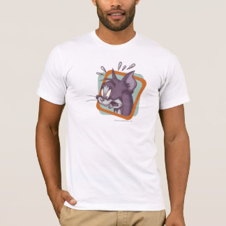 T-shirt Chat de Tom Scaredy