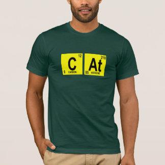 T-shirt Chat élémentaire