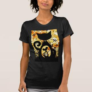 T-shirt chat et souris