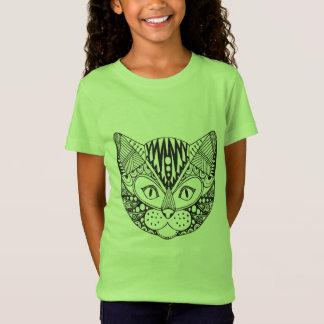 T-Shirt Chat inspiré