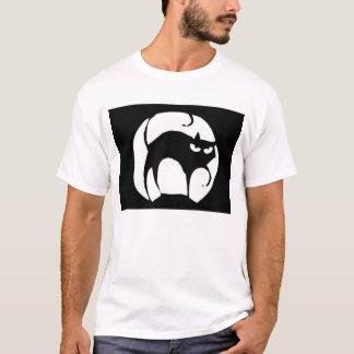 T-shirt chat noir