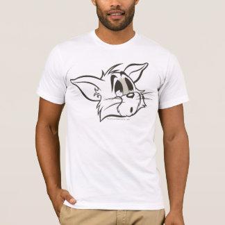 T-shirt Chat somnolent de Tom