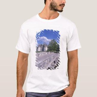T-shirt Château Chambord, le Val de Loire, France