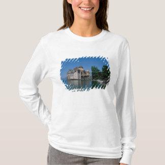 T-shirt Château Chillon, canton du Lac Léman, Vaud,