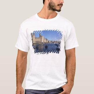T-shirt Château de Caernarfon, Gwynedd, Pays de Galles 2