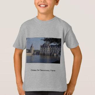 T-shirt Chateau De Chenonceau, France