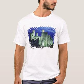 T-shirt Château de Conwy, Gwynedd, Pays de Galles
