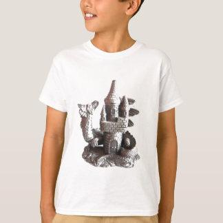 T-shirt Château de dragon