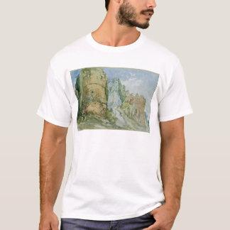 T-shirt Château de Goodrich, Herefordshire
