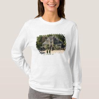 T-shirt Château de Larnach, Dunedin, Nouvelle Zélande -
