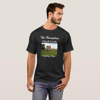 T-shirt Château d'Edzell - clan de Lindsay