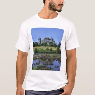 T-shirt Château d'Inverary, Strathclyde, Ecosse