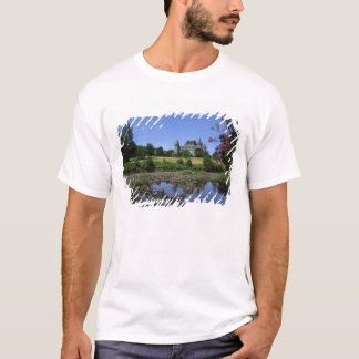 T-shirt Château d'Inverary, Strathclyde, Ecosse