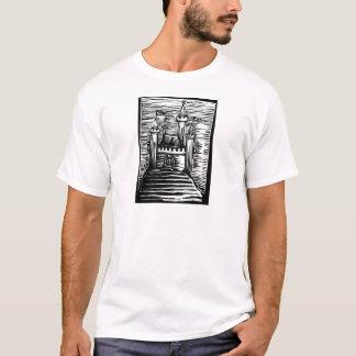 T-shirt Château médiéval