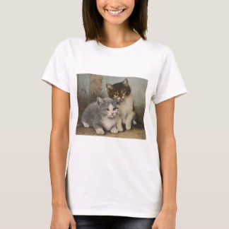 T-shirt Chatons mignons