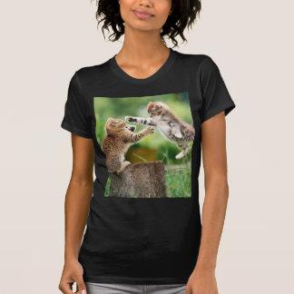 T-shirt Chatons norvégiens de forêt