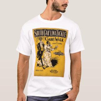 T-shirt Chatouillement de la Caroline du Sud