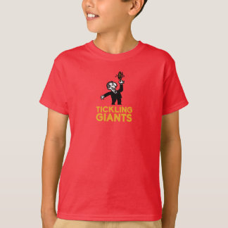 T-shirt Chatouillement de la jeunesse T de Giants