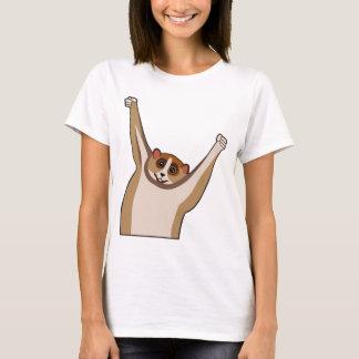 T-shirt Chatouillement lent 1 de Loris