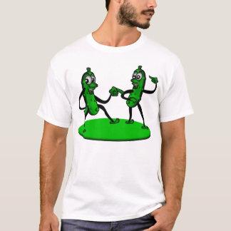 T-shirt Chatouillez mes conserves au vinaigre