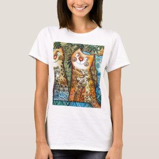 T-shirt Chats de Jérusalem
