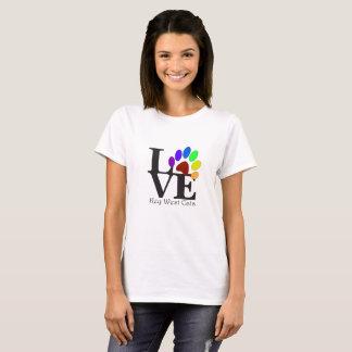 T-shirt Chats de Key West d'AMOUR
