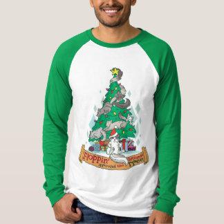 T-shirt Chats de Ragdoll de Noël