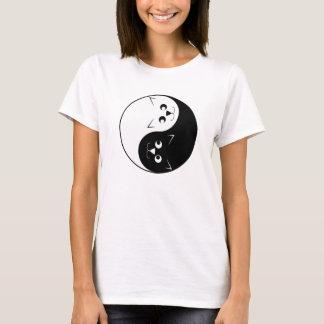 T-shirt Chats de YinYang