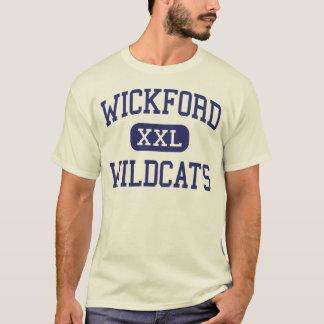 T-shirt Chats sauvages Kingstown du nord moyen de Wickford