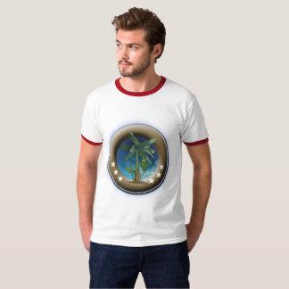 T-shirt Chaussures en toile de base avec des douilles