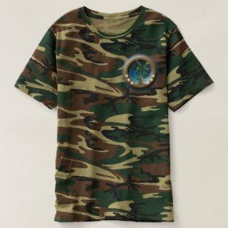 T-shirt Chaussures en toile de camouflage pour homme,