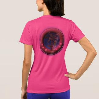 T-shirt Chaussures en toile pour femme Competitor de