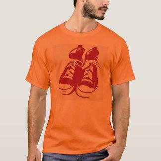 T-shirt Chaussures folles T