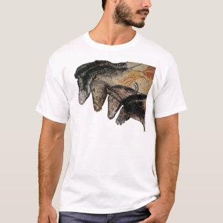 T-shirt Chauvethorses Grotte Chauvet, Ardèche, France