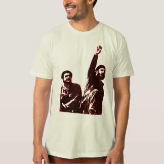 T-shirt Che-Fidel