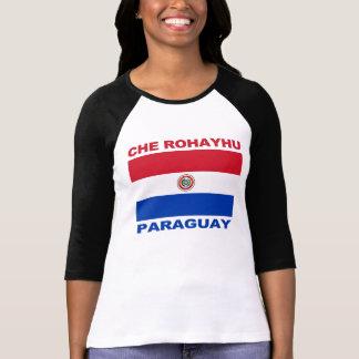 T-shirt Che Rohayhu Paraguay