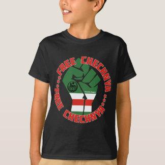 T-shirt Chechenie libre