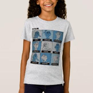 T-Shirt Checkbox d'émotion de TAZ™