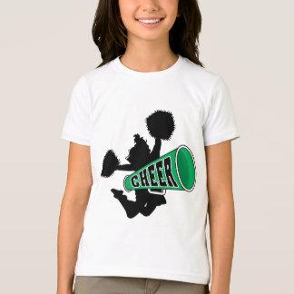 T-shirt Cheerleading encourageant d'acclamation
