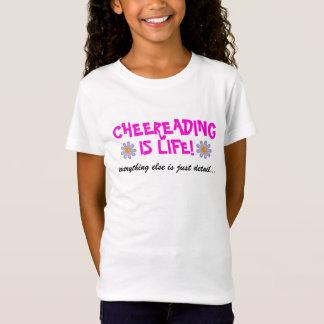 T-Shirt cheerleading est la vie ! Tout…