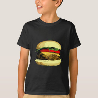 T-shirt Cheeseburger