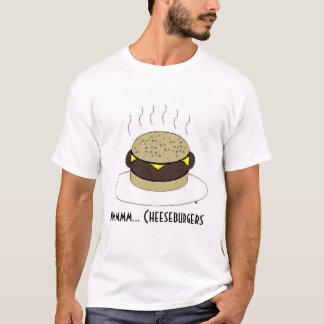 T-shirt Cheeseburger