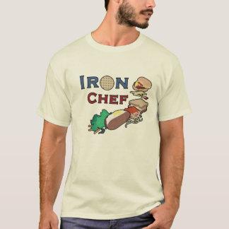 T-shirt Chef de fer : Frontière noire